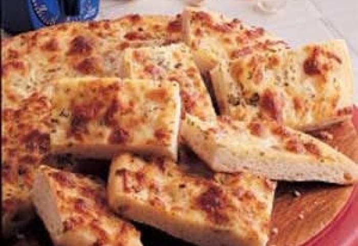 Italian Cheese Bread Recipe Taste Of Home