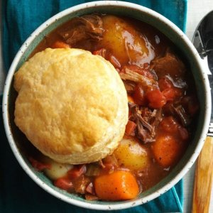 Day 14: Weekday Beef Stew