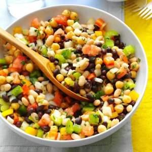 Marinated Three Bean Salad