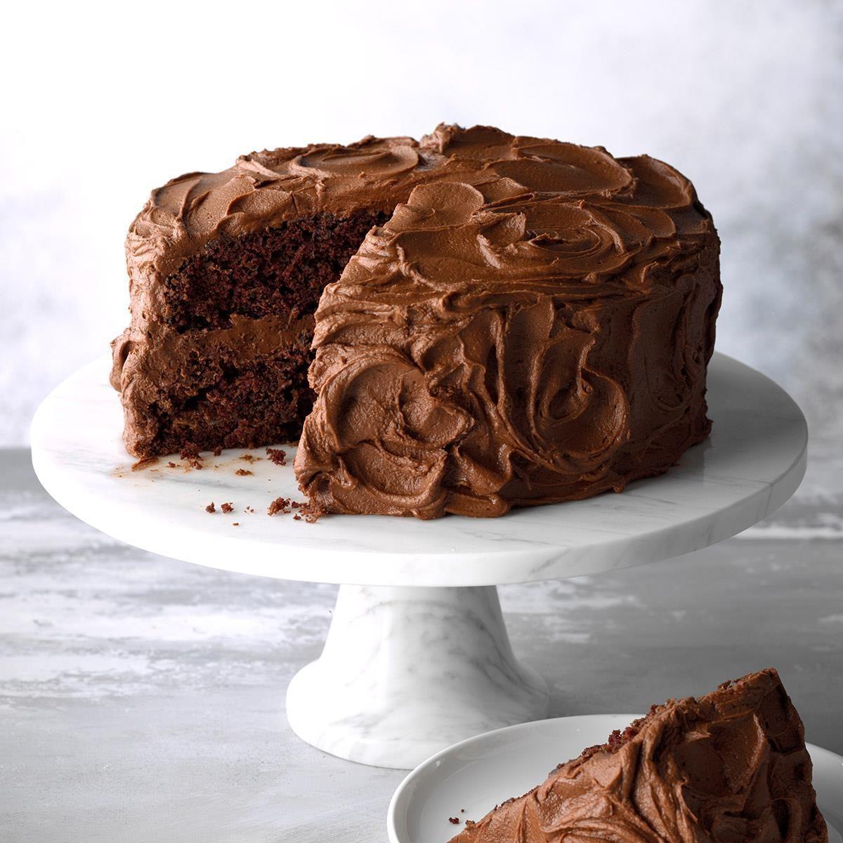 Sauerkraut Chocolate Cake Recipe Taste Of Home