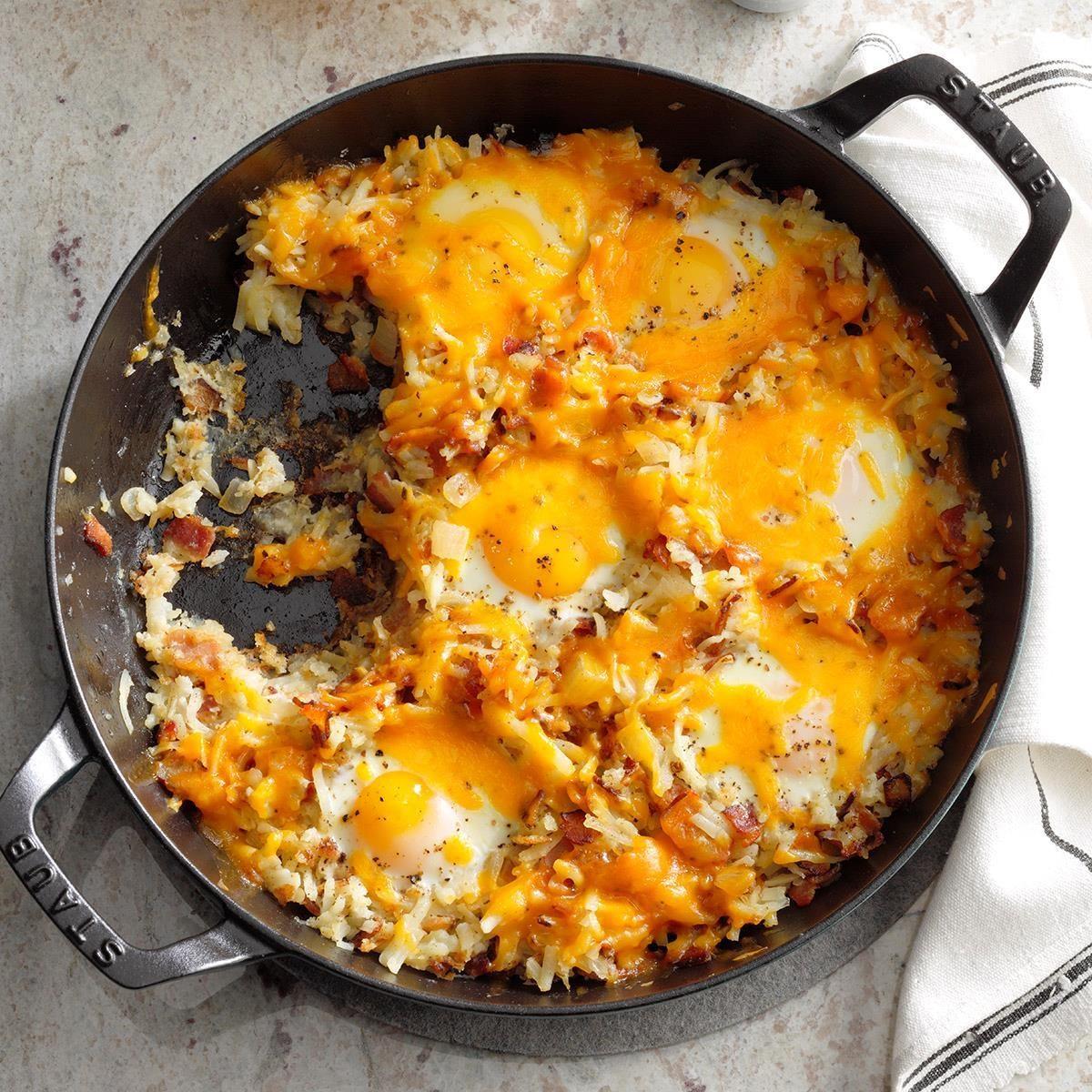 Sheepherder S Breakfast Recipe Taste Of Home