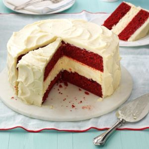 Inspired by: Ultimate Red Velvet Cake Cheesecake from The Cheesecake Factory