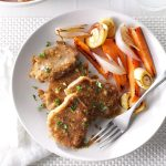 Pork Medallions In Mustard Sauce Recipe How To Make It Taste Of Home