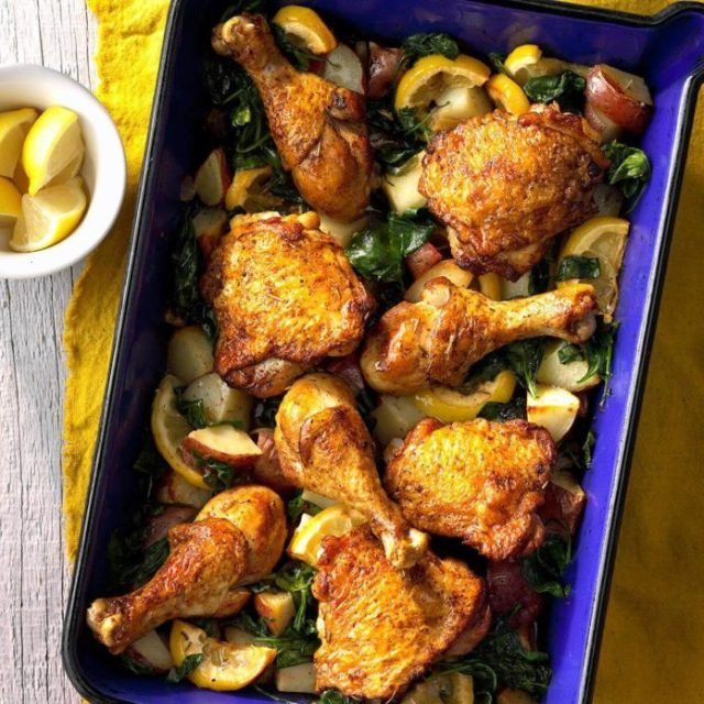 64 Budget-Friendly Recipes with Chicken