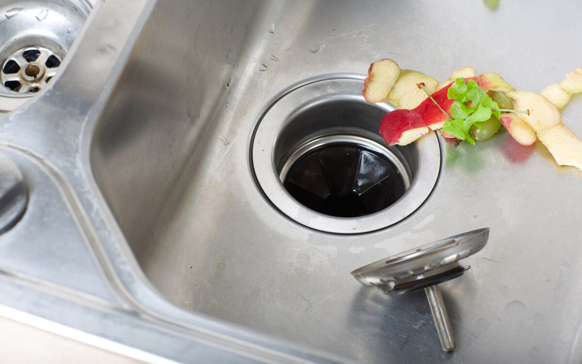 how to fix a stinky garbage disposal