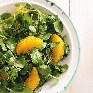 Watercress & Orange Salad