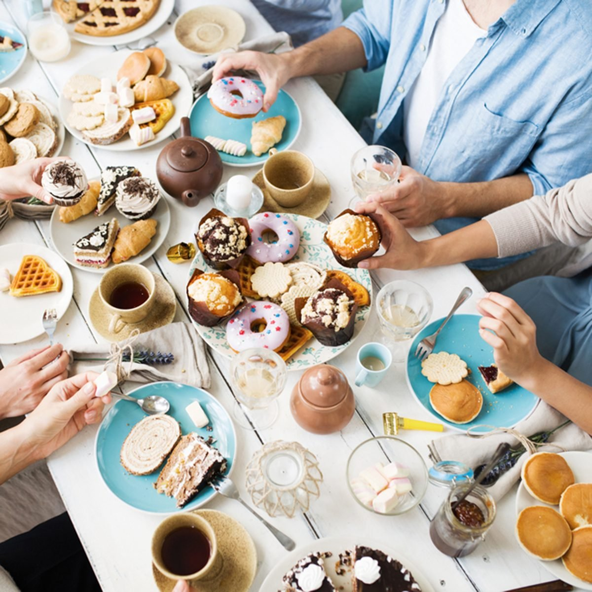 10 Tea Party Ideas Fit For A Queen Taste Of Home
