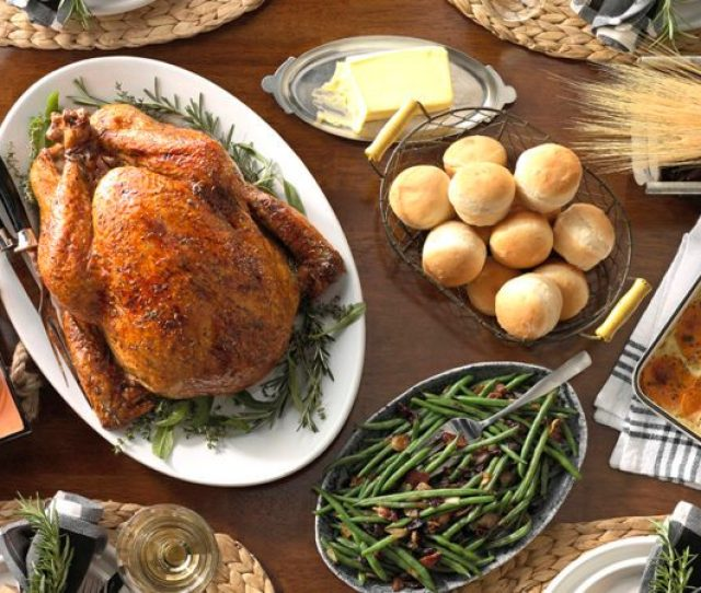 Rustic Chic Country Thanksgiving Ideas