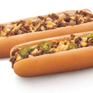 Sonic footlong philly