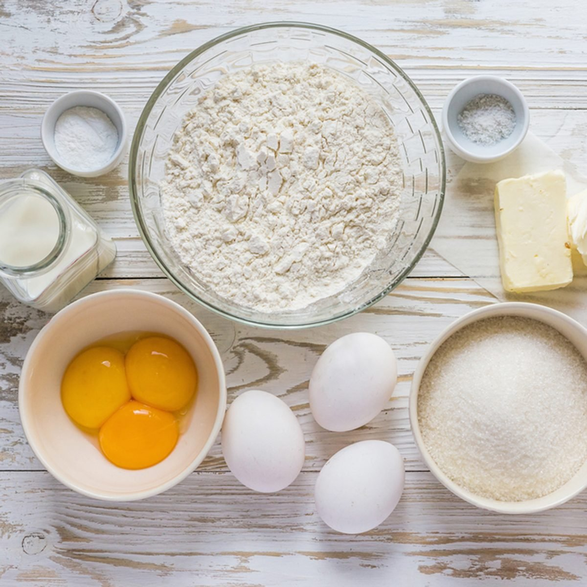 The Baking Ingredients You Should Always Have On Hand