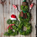 Diy Christmas Wreath Ideas 12 Easy Crafts With Pictures