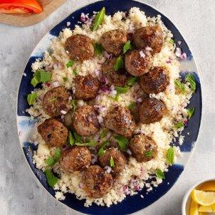 Mediterranean Kofta Meatballs