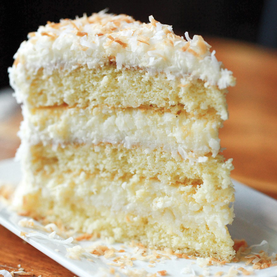 South S Best Coconut Cake Taste Of The South