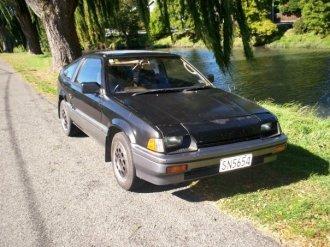 009 - Honda CRX