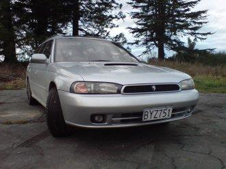 014 - Subaru Legacy GT