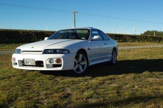 016 - Nissan Skyline GTS25T
