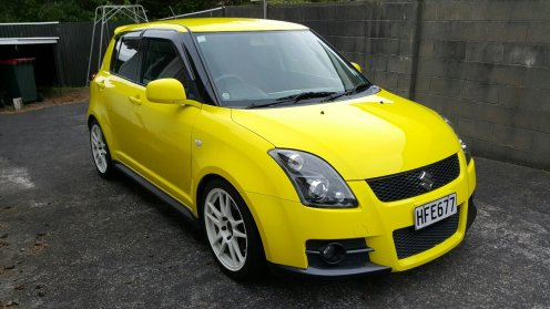 045 - Suzuki Swift Sport