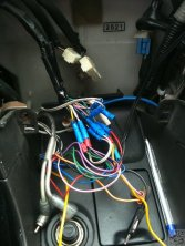 Stereo wiring