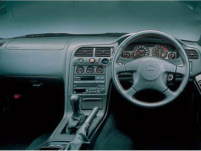 Series 2 GTR Interior