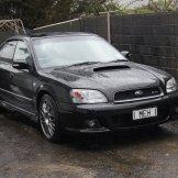 047 - Subaru Legacy S401 STI