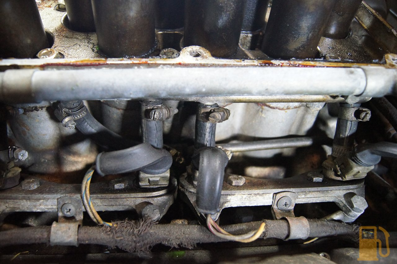 Rover SD1, The Big Injection Job  Part 1  – Tastes Like Petrol
