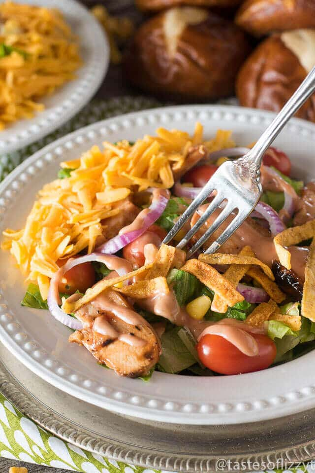 barbecue-chicken-salad