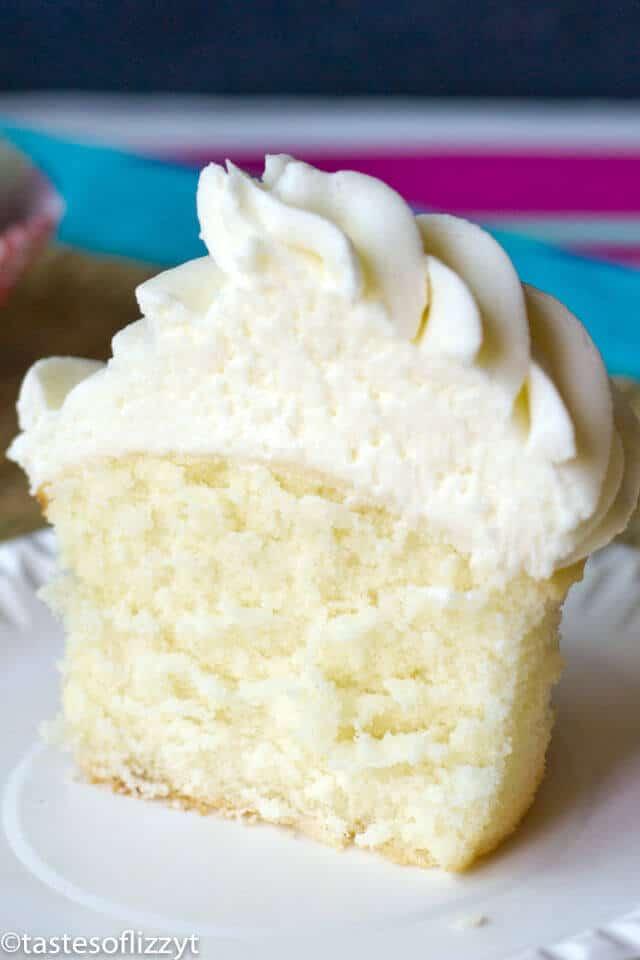 simple vanilla buttercream frosting