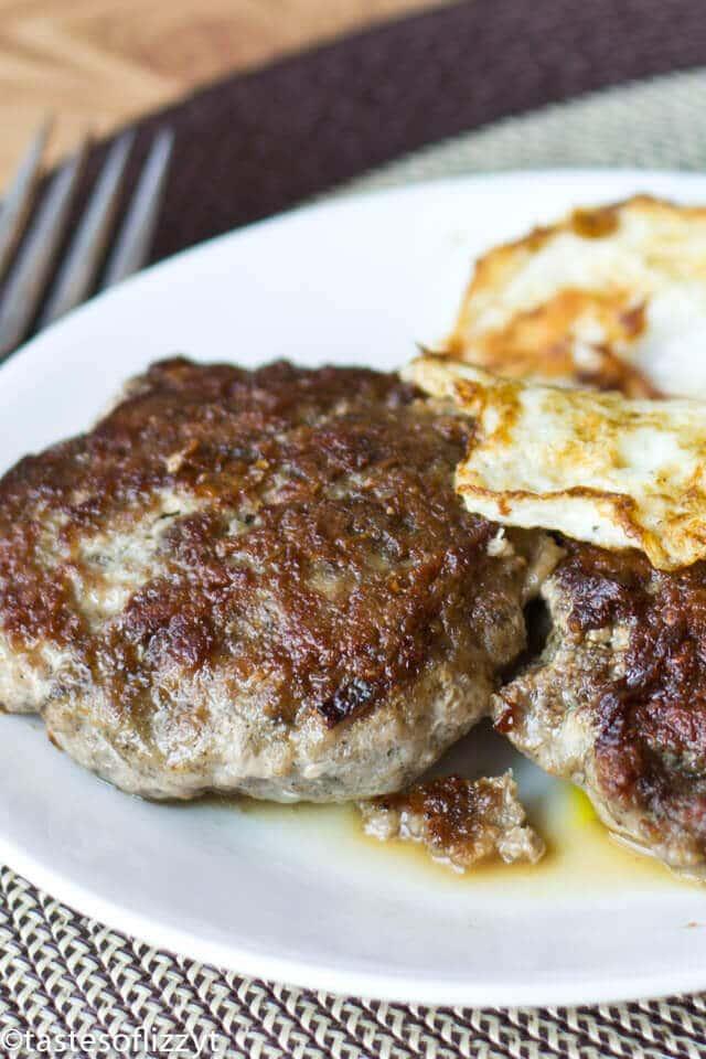 Homemade Turkey Sausage {Healthy High Protein Breakfast}