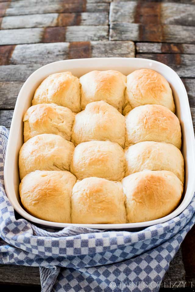 These egg-free Pudding Rolls have pudding in the mix to keep them soft and tender. Serve them alongside your favorite comfort meal.