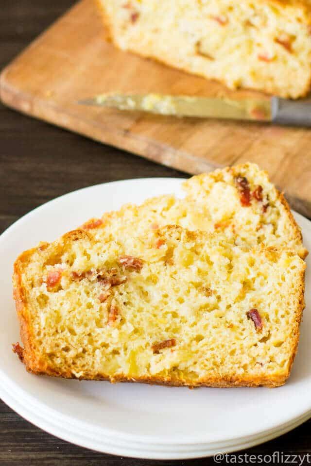 Bacon Pineapple Bread Recipe