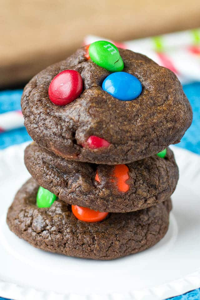 the best double chocolate cookie recipe