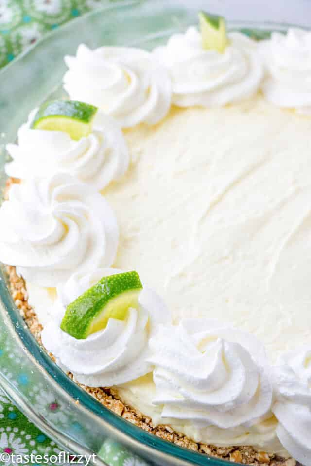 cream no bake pie