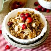 Oatmeal Brown Sugar Granola