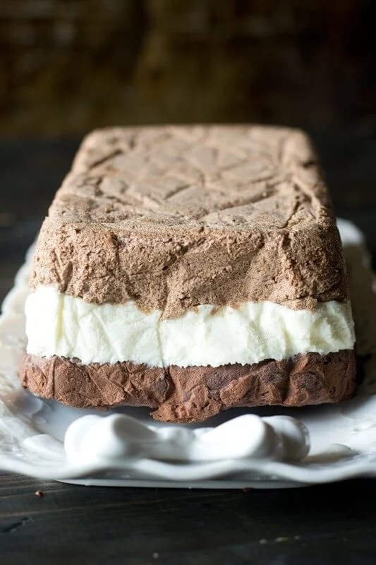 Triple Chocolate Frozen Dessert Recipe 6