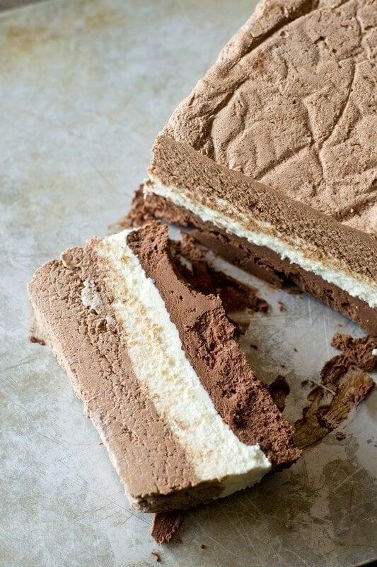 Triple Chocolate Frozen Dessert Recipe 7
