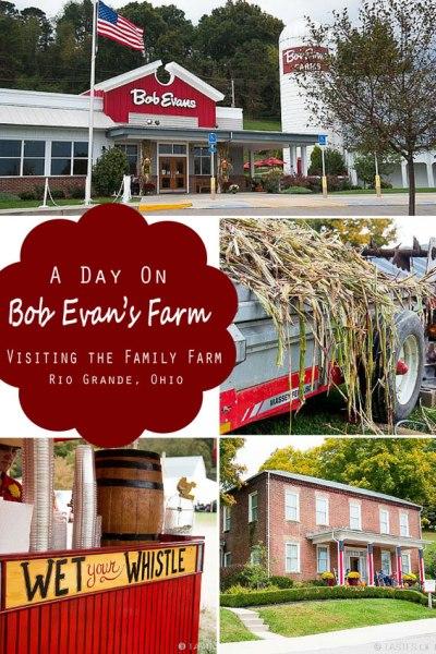 Visiting Bob Evans' Farm in Ohio