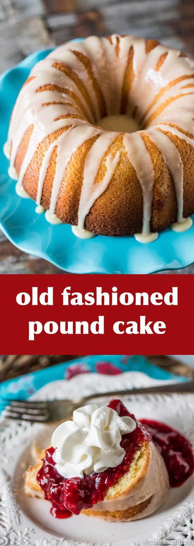 Easy Cake Recipes Lemon Drizzle