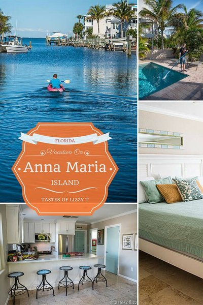 Our Family's Anna Maria Island Vacation