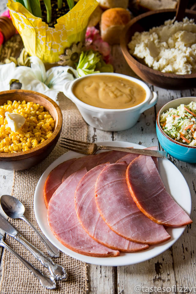 picture about Bob Evans Printable Menu known as Very simple Easter Supper Menu Pay back Season Comforting with the Relatives
