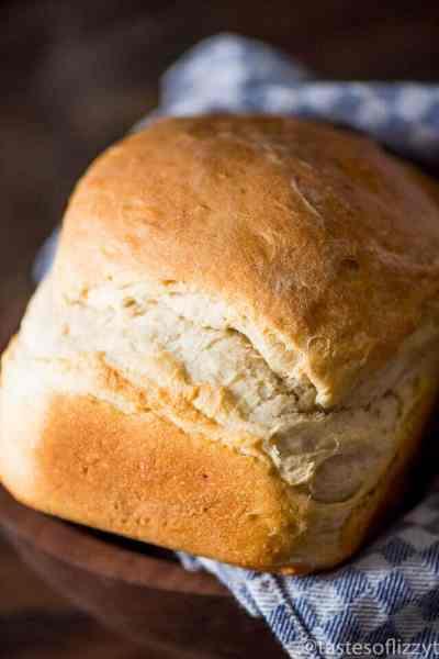 Buttermilk Country White Bread