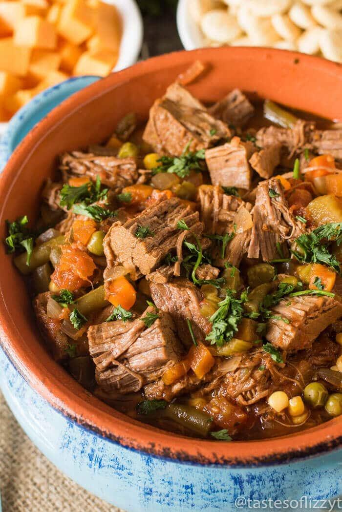 slow-cooker-vegetable-soup