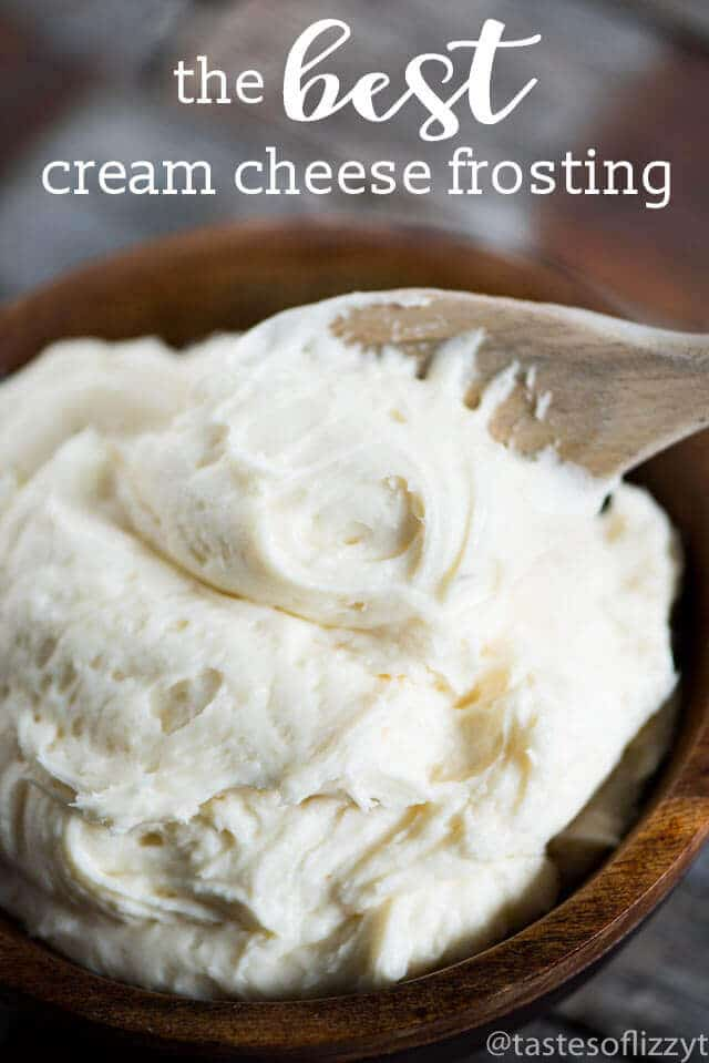 Best Cream Cheese Frosting Recipe
