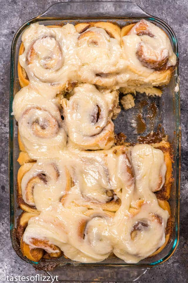 Homemade Cinnamon Rolls Plus The Must Have Secret