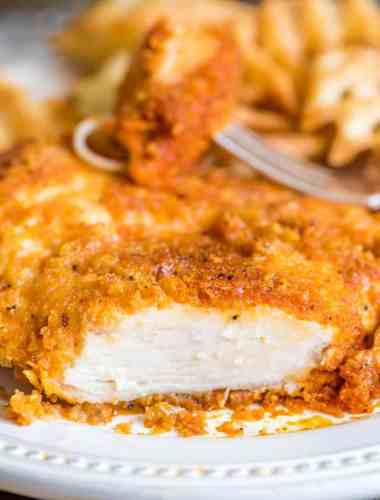 best baked chicken recipe with cornflakes