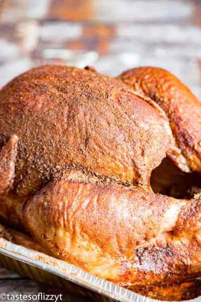 Smoked Turkey Rub