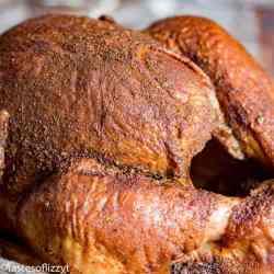 best ever Smoked Turkey Rub