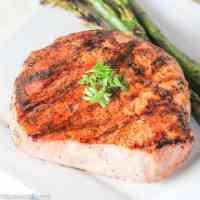 dry seasoning rub for pork chops