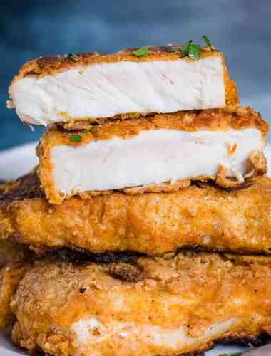 how to make Fried Pork Chops