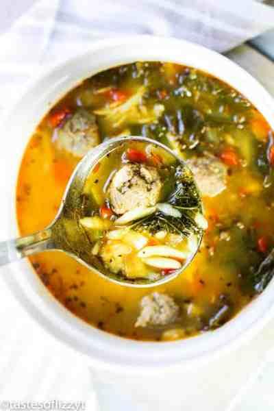 Albondigas Soup