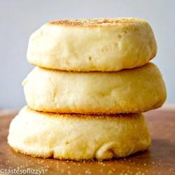 English Muffins Recipe